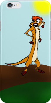 Timon by MrRaccoon