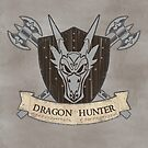 The Dragon Hunter (V1) by thehookshot