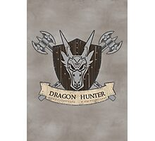 The Dragon Hunter (V1) Photographic Print