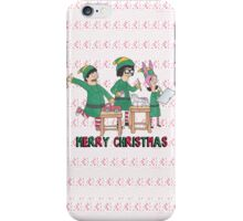 Bobs Burgers Christmas iPhone Case/Skin