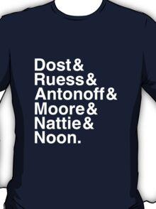 Fun. name shirt T-Shirt
