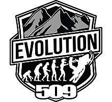 #EVOLUTION# Photographic Print