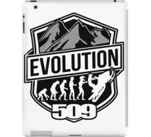 #EVOLUTION# iPad Case/Skin