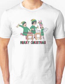 Bobs Burgers Christmas T-Shirt