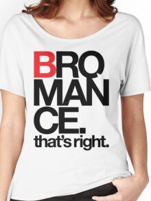 BROMANCE (light) Women's Relaxed Fit T-Shirt