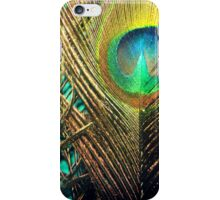 Peacocks iphone/ipod case iPhone Case/Skin