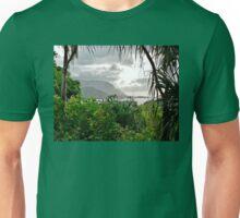 Sunset in Northern Kauai Unisex T-Shirt