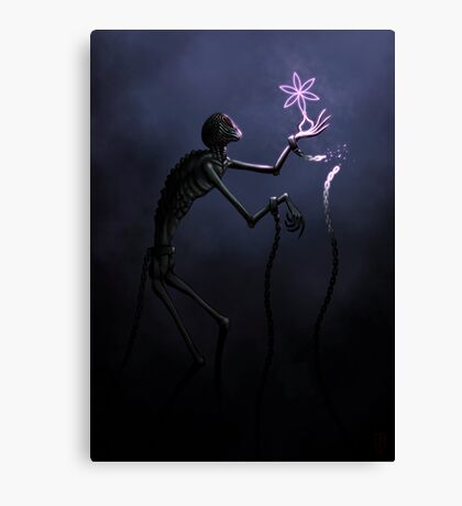 The Key Canvas Print