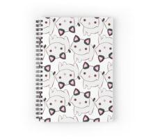 Mau Mau Kitty Spiral Notebook