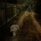 An evening stroll in the back lane by miketaylor205