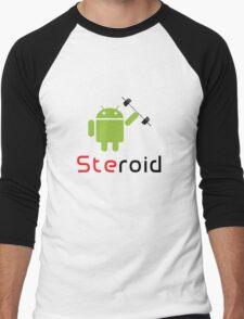 Steroid Men's Baseball ¾ T-Shirt