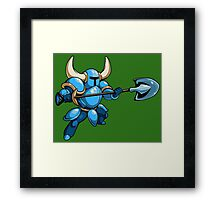 Knight. Framed Print