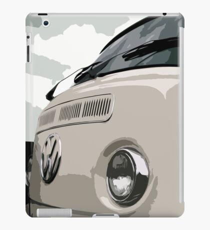 White VW Bay iPad Case iPad Case/Skin