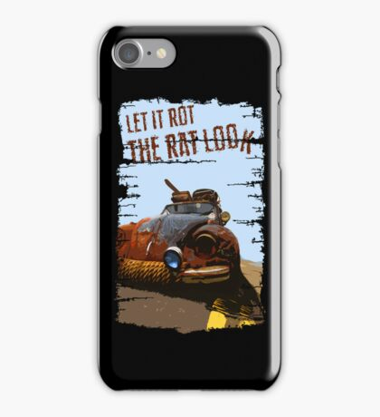VW RAT Beetle iPhone Case Small iPhone Case/Skin