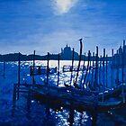 Venetian Blue by Rachael Gorton