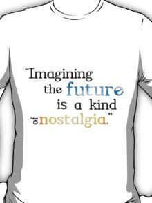 Futuristic Nostalgia T-Shirt