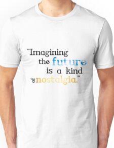 Futuristic Nostalgia Unisex T-Shirt