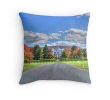 Holtzman House Throw Pillow