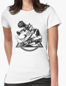 Big Bad Mofo Womens Fitted T-Shirt