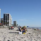 Life's a Beach...in San Diego! by Heather Friedman