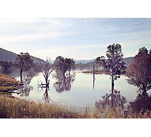Lake Hume, Rural NSW Photographic Print