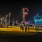 Olympic Park - London 2012 by BreakerSteve