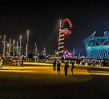 Olympic Park - London 2012 by BreakerSteve