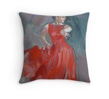 Martha's Duende Throw Pillow