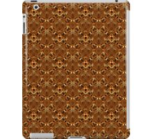 Golden Swirls iPad Case/Skin