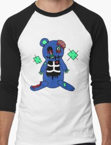 zombear  Men's Baseball ¾ T-Shirt