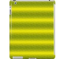 Golden Sand Dunes Abstract iPad Case/Skin