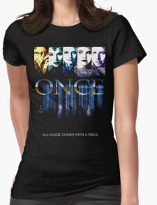 ONCE Womens Fitted T-Shirt