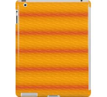 Firey Sand Dunes Abstract iPad Case/Skin