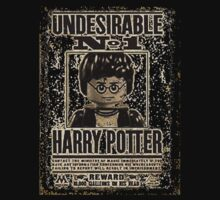 Undesirable Number 1 Lego Harry Potter by littleflash22