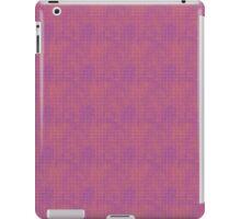 Deep Purple and Pink Diamonds iPad Case/Skin