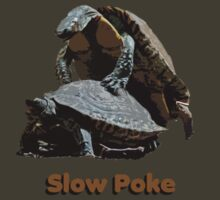 Slow Poke by mumblebug