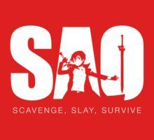 SAO Kids Clothes