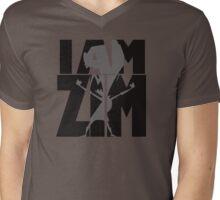 I AM ZIM Mens V-Neck T-Shirt