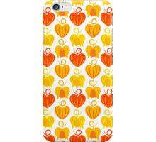 Hozuki (Orange) iPhone Case/Skin