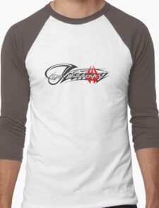 Kimi Raikkonen - Iceman (Helmet Colours) Men's Baseball ¾ T-Shirt