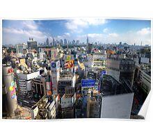 """""""Good morning, Tokyo!"""" (Japan) Poster"""