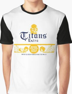 Titans Extra Graphic T-Shirt