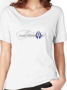 Kimi Raikkonen - Iceman (Finland Colours) Women's Relaxed Fit T-Shirt