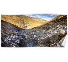 Alpine Creek Poster