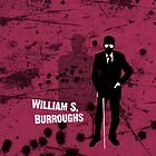 Willian S. Burroughs by orkki