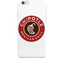 Chipotle Love Case iPhone Case/Skin