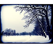 winter tale Photographic Print