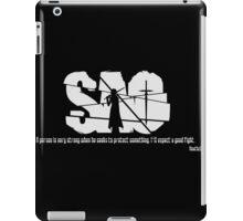S.A.O. iPad Case/Skin