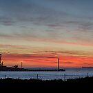 Industrial Ocean by Glen  Robinson
