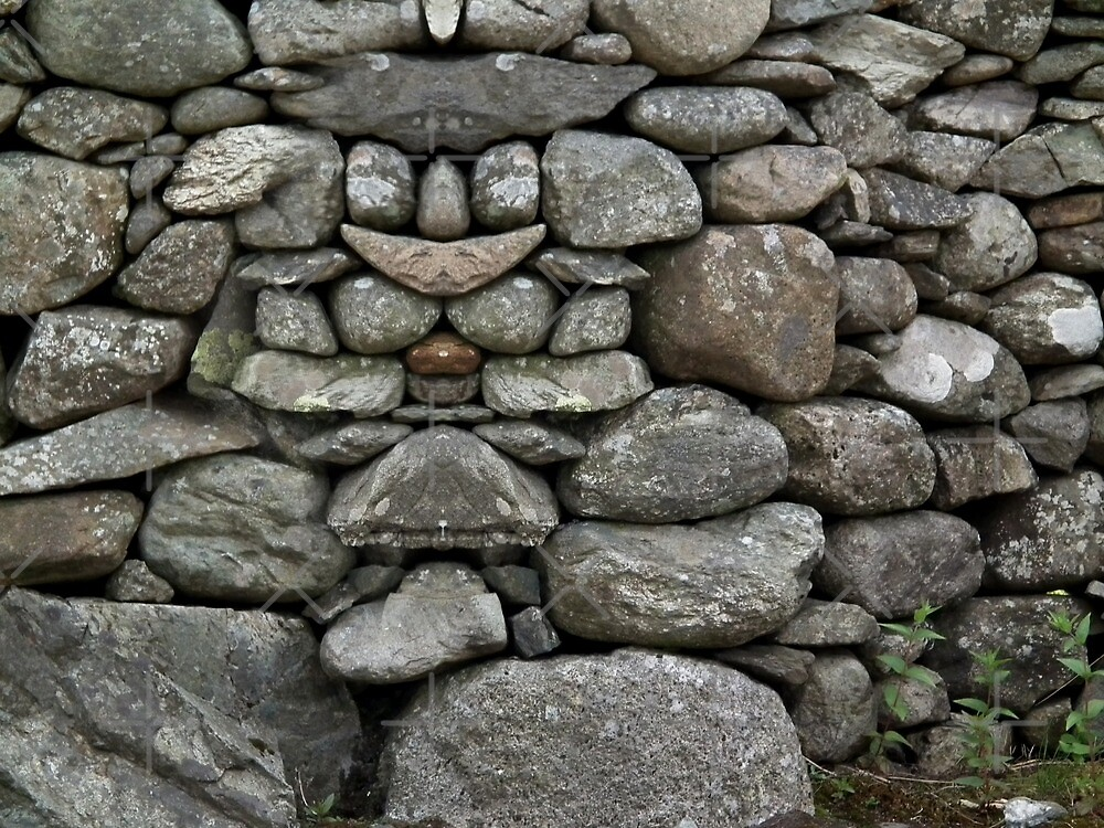 Dry Stone by Yampimon